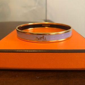 Authentic Hermès Enamel Bracelet